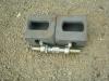 corner castings and bridge clamp
